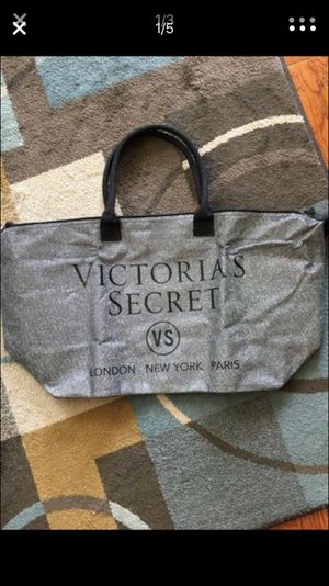 New totes. Victoria secret bag is the only one that's $30 retail $75. The rest of the bags are $10 each or three for $25