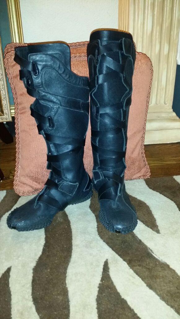 puma mostro alto boots