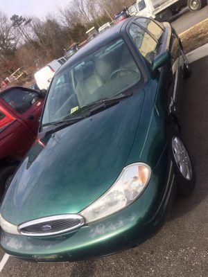 Busca carro para trabajar Aquí hay uno barato Ford contour Año 1999 Título limpio Automático Con 175,000 millas 5714️⃣1️⃣8️⃣1922