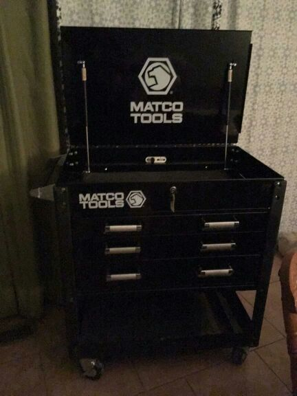 Matco Rollaway Tool Box Auto Parts In Orland Park Il