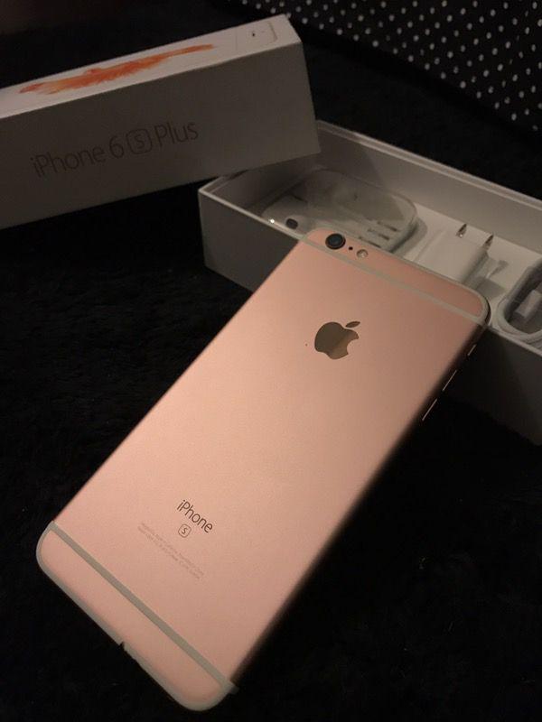 iPhone 6S Plus Rose Gold 32GB Unlocked