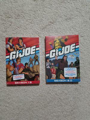 GI Joe DVD Set