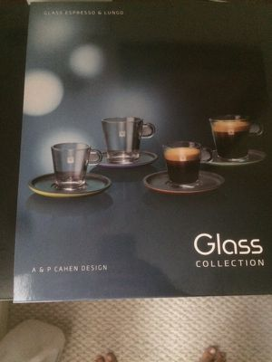 Espresso cups set new