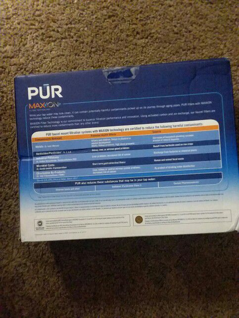 Pur 3- Stage Faucet Mount Filters 7 Pack (Household) in Seattle, WA ...
