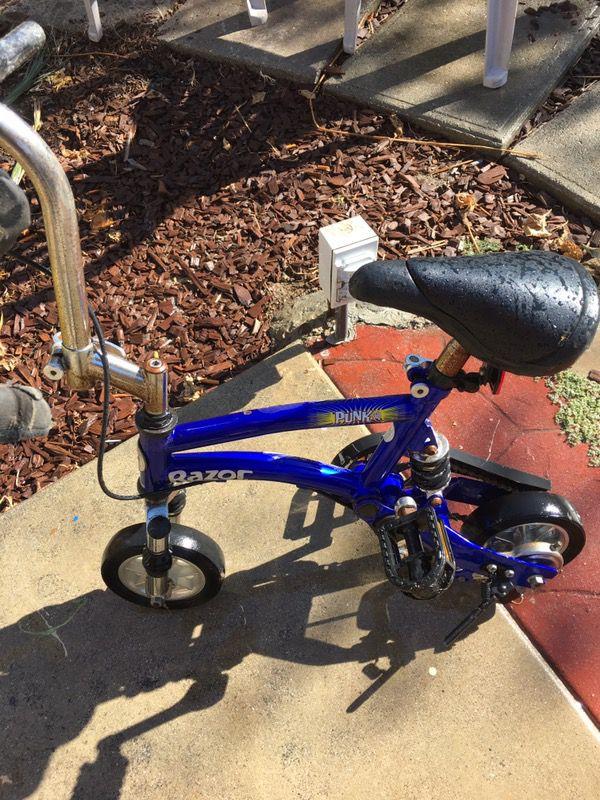 Razor Punk 360 Mini Bike Bicycles In Anaheim Ca Offerup
