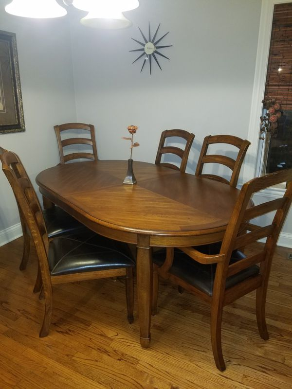 Solid Wood Dining Room Set For Sale Furniture In Chicago IL
