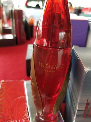 Perfume para mujer inegale de jafra