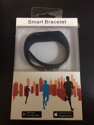 Smart bracelet. Like Fitbit. Never Used.
