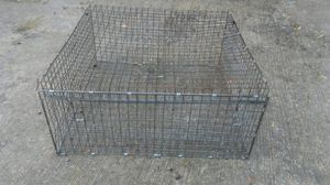 Outdoor animal cage