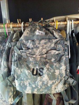 Military ACU CAMO 3 DAY BACKPACK