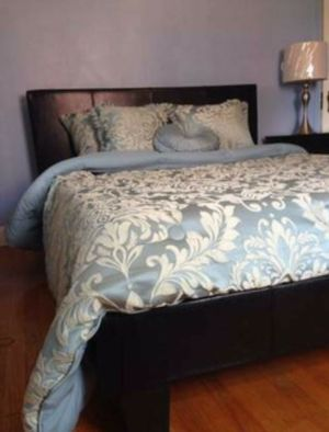 New King Bed