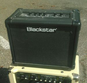 Blackstar stereo 10