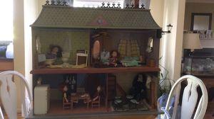 Madeleine's house