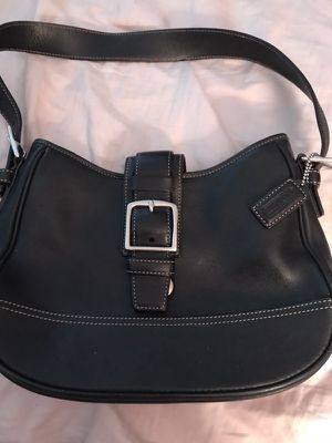 Coach purse – all leather