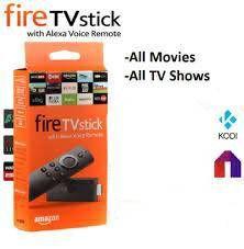 unlocked Second Generation Fire TV Stick with kodi 17.4 & modbro