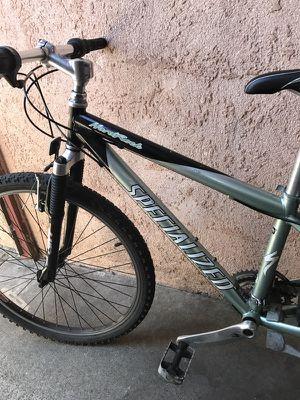 bike specialized de montaña