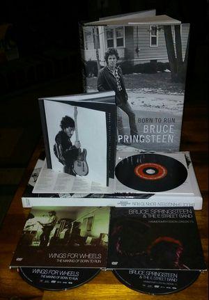 Bruce Springstein 'Born To Run' 30th Anniversary