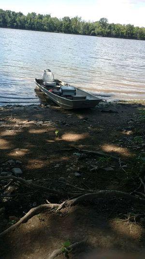 12 ft Jon boat