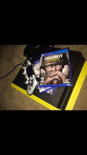 Great condition PS4 for sale