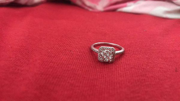 White gold Jared engagement ring Jewelry Accessories in Orlando FL