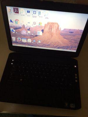 Dell gray laptop