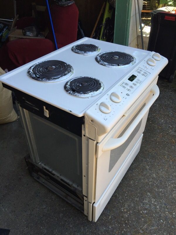 Ge Electric Range Oven Appliances In Seattle Wa Offerup