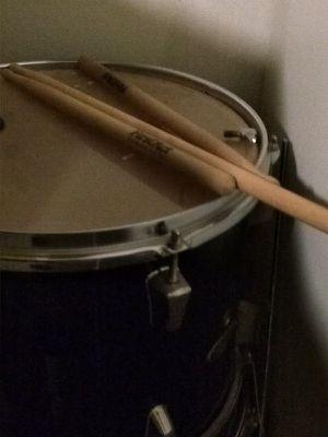 Percussion Plus 5pcs Drum Set