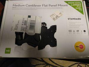 Medium cantilever flat panel mount new