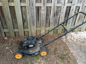 Poulan Pro Lawn Mover and more...
