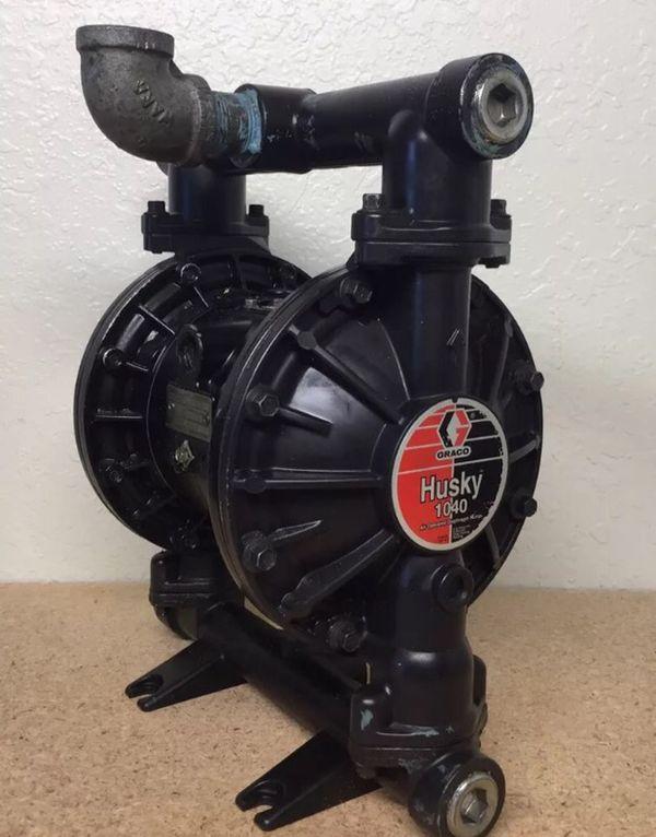 Graco Husky 1040 Air Operated Diaphragm Pump