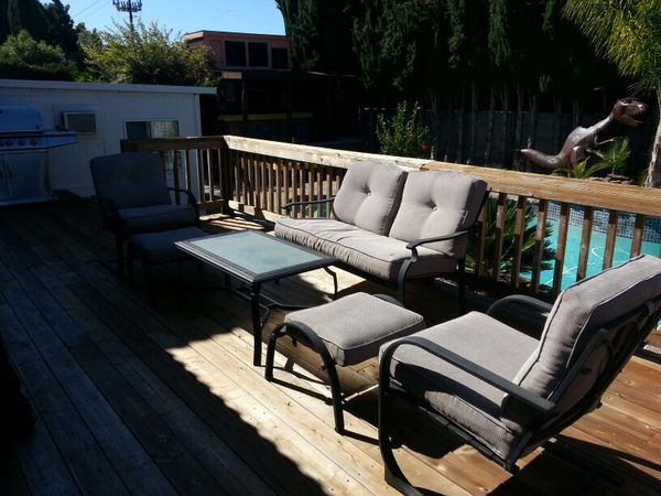 Outdoor Patio Furniture Home Garden In San Jose CA OfferUp - Patio furniture san jose ca
