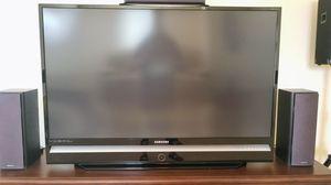 "Samsung 56"" DLP HDTV"