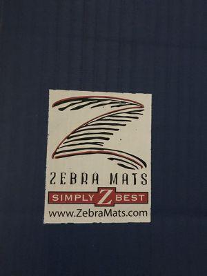 Martial Arts Zebra Mats