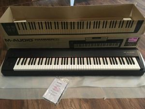 M-AudioHammer 88 Keyboard Midi Controller