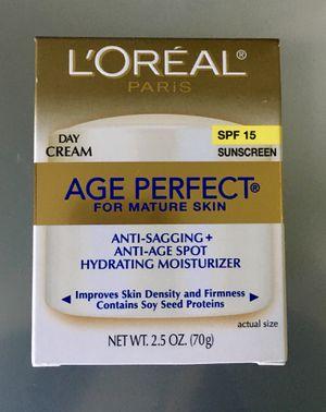 L'Oréal Age Perfect Day Cream