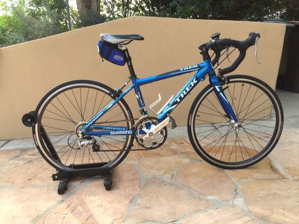 Trek Kdr 1000 Discovery Channel Kids Road Bike Shimano Bontrager
