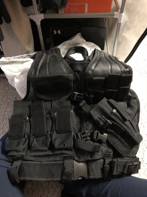 Airsoft/PaintBall Gun vests?