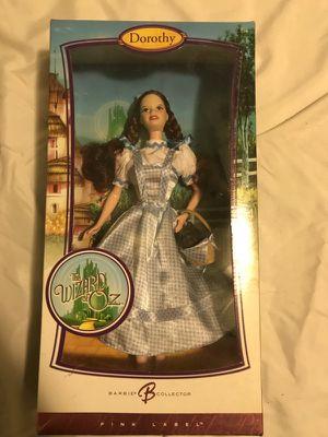 Wizard of Oz Dorothy Doll