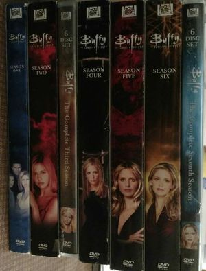 Buffy the Vampire Slayer Complete Series DVD Sets