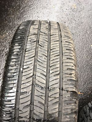 I have one like new Used Tire 205/50/R17