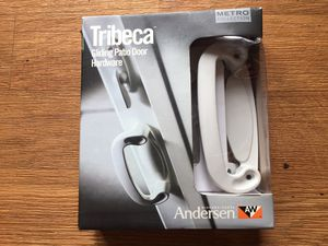 Andersen Tribeca Gliding Patio Door Hardware BRAND NEW