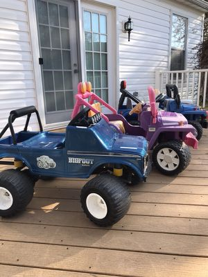 12V battery operated kids ride on