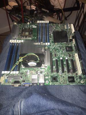 Intel s5520hc Server motherboard