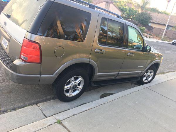 2002 ford explorer v8 low miles (cars & trucks) in moreno valley, ca