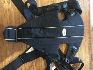 Baby Björn and Infantino baby carriers
