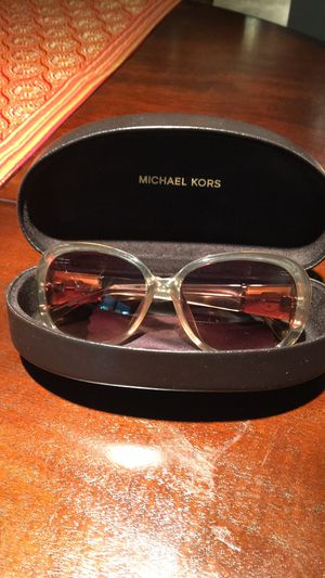 Women's sunglasses,MICHAEL KORS , like new with case