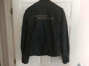 Harley Heavy Leather Jacket