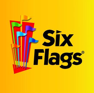 2 Six Flags Tickets for Maryland Park