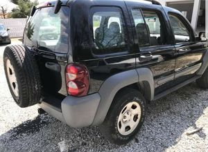 2005 Jeep liberty low milage 121.000