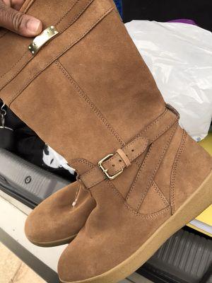 Wmn size 8 coach boots